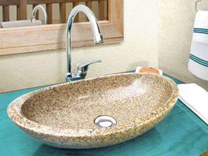 Lavamanos modernos hechos a mano