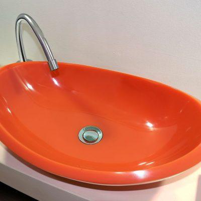 lavamanos modernos hechos a mano grande epoxica curuba