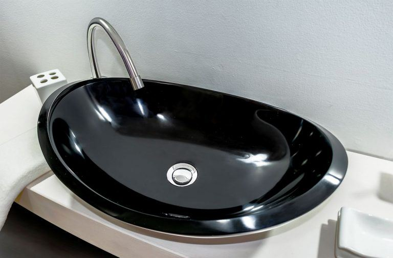 lavamanos modernos hechos a mano modelo uretano optica onix