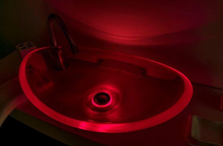 lavamanos modernos hechos a mano modelo uretano optica poudretteite